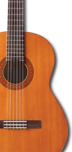 Traditional Spanish Guitar